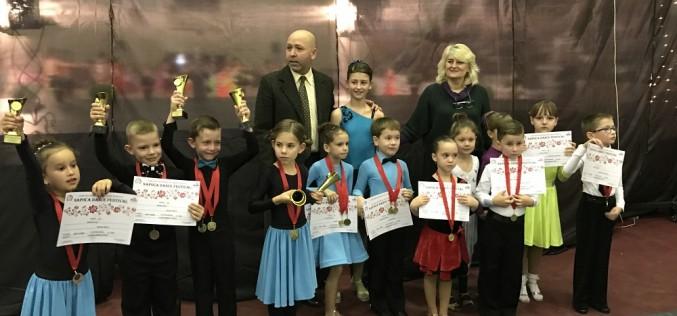 """Noi succese pentru """"Latino Angels"""" Dej la Napoca Dance Festival – FOTO"""
