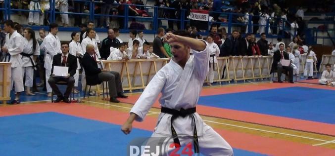 Azi a avut loc la Dej prima ediție a Cupei SAMVS la Karate WUKF – FOTO/VIDEO