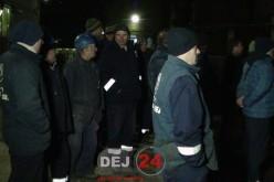 PROTEST la Salina Ocna Dej. Minerii AU ÎNTRERUPT ACTIVITATEA! – FOTO/VIDEO