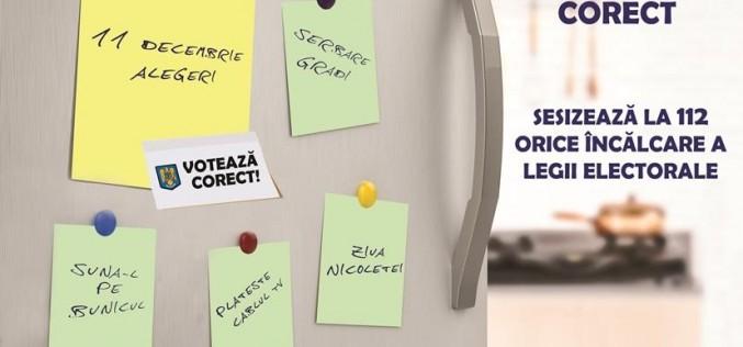 Campania electorală, pe ultima sută de metri. Cum votezi și ce riști dacă nu respecți câteva reguli
