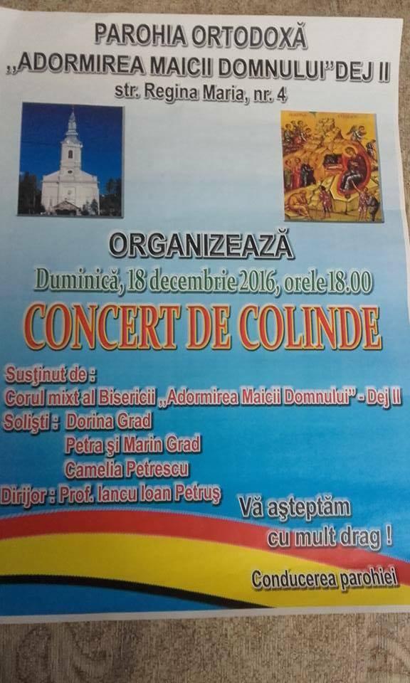 concert-colinde-biserica-adormirea-maicii-domnului-dej