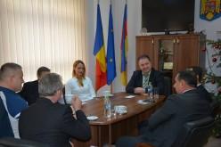 O delegație a Comitetului Olimpic, în vizită la Cluj. S-a discutat despre înființarea unui Centru Național Olimpic