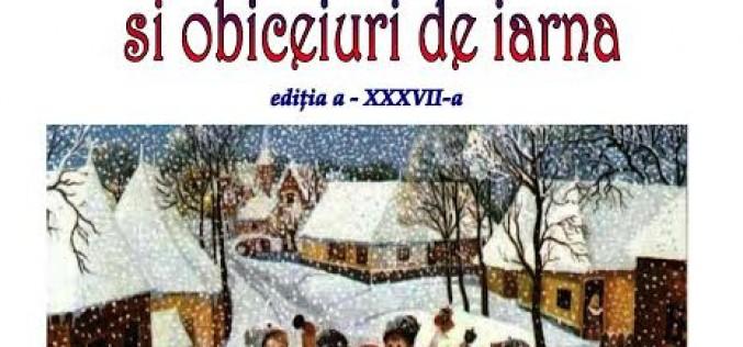 """Sala Mare a Primăriei Municipiului Dej va găzdui mâine """"Festivalul de Colinde şi Obiceiuri de Iarnă"""""""