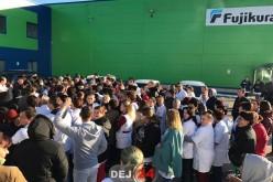 DEJ | Protestele continuă la Fujikura! Comunitatea Muncitorilor Militanți (Mahala), scrisoare deschisă conducerii – FOTO/VIDEO