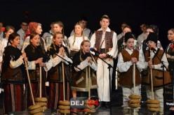 Elevii Școlii Gimnaziale Bobâlna, pe scena Teatrului Național din Cluj-Napoca – FOTO