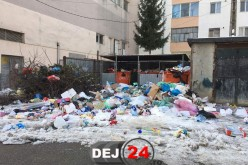 DEJ | Mai mulți bani pentru servicii și mai proaste! Brantner Vereș își bate joc de dejeni – FOTO
