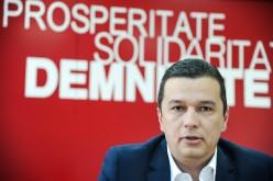 Sorin Grindeanu este a doua propunere de premier a PSD