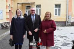 """DEJ   ALEGERI PARLAMENTARE 2016. Marius Mînzat: """"Am votat pentru dezvoltarea județului Cluj și pentru dezvoltarea Dejului"""" – FOTO/VIDEO"""