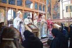 Preotul Nicolae Scrob, instalat ca paroh în parohia Strâmbu – FOTO