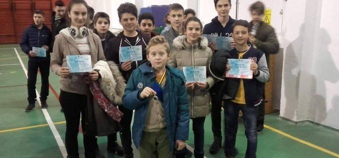 Matematicienii CNAM Dej, sfârșit de an marcat de premii – FOTO