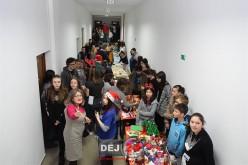 TÂRG CARITABIL la LAPI Dej. Fondurile strânse vor fi donate Yasminei – FOTO/VIDEO