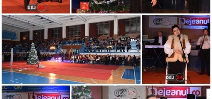 Dej | Concert CARITABIL pentru Yasmina. Dejenii au donat DIN INIMĂ PENTRU INIMĂ – FOTO/VIDEO