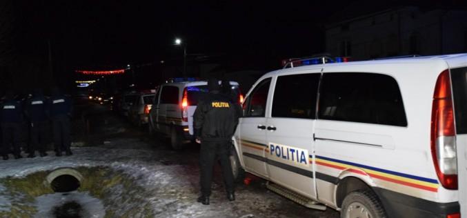 SCANDAL cu furci și topoare lângă Dej! INTERVENȚIE în forță a mascaților – FOTO/VIDEO