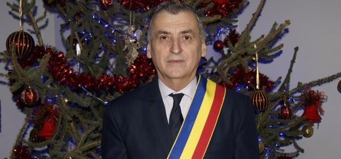 Primarul municipiului Dej urează tuturor dejenilor, sărbători cu linişte şi bucurie