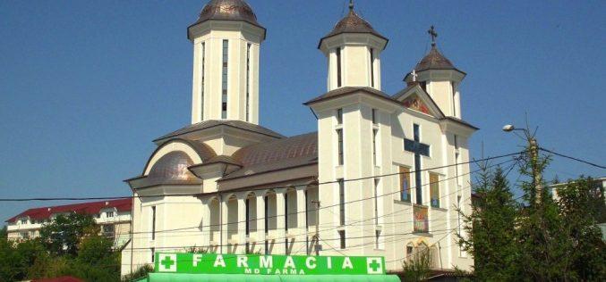 """Zi de sărbătoare, ieri, în Parohia """"Sfânta Treime"""" din Dej – FOTO"""
