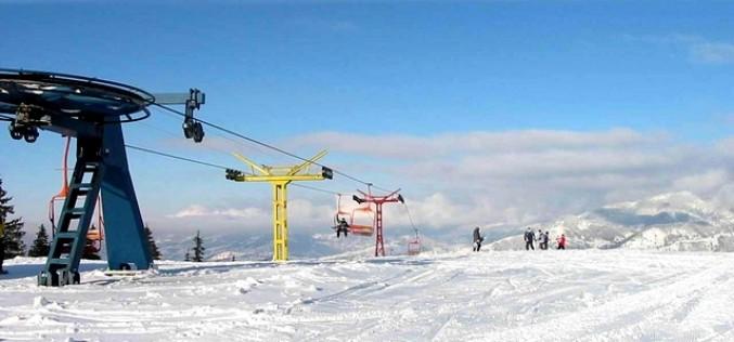 Pârtiile de la Șureanu și Arieșeni, perfecte pentru schi