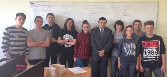 Elevi de la CNAM Dej, implicați în cea mai importantă competiţie de robotică din România – FOTO