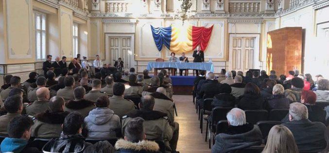 Ziua Unirii Principatelor Române a fost marcată astăzi și la Dej – FOTO/VIDEO