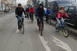 Protest în stradă a bicicliștilor clujeni. Ce revendicări au şi care este traseul marşului