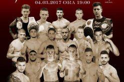 A doua ediție SUPREME NIGHT FIGHT va avea loc tot la Dej!