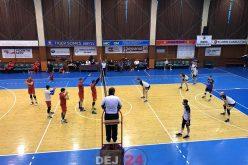VOLEI – Unirea Dej a câștigat meciul cu Piatra Neamț, 3-1. Partida a avut caracter CARITABIL – VIDEO