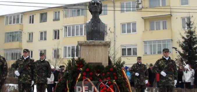 Ziua Culturii Naționale a fost marcată astăzi și la Dej – FOTO/VIDEO
