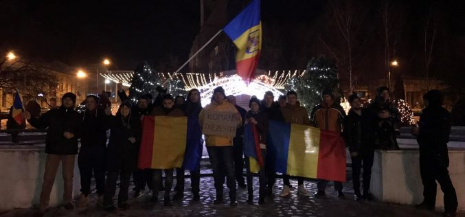 NOI PROTESTE sunt anunțate, astăzi, la Dej, împotriva modificării Codurilor Penale