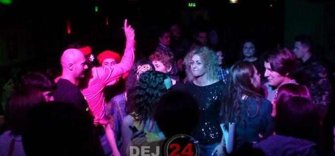 Petrecere CARITABILĂ pentru Alma. Tinerii din Dej nu au rămas impasibili – FOTO/VIDEO