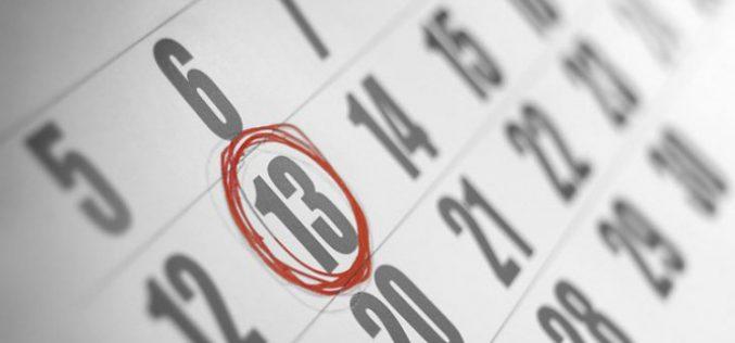 Suntem într-o zi de vineri, 13! Ce superstiții planează asupra acestei zile