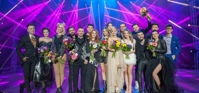 Eurovision România și-a ales finaliștii! – FOTO