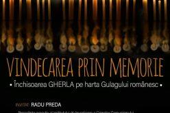 Conferință pe tema eroilor și martirilor care au suferit în închisoarea de la Gherla
