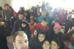 Protopopiatul Dej, în colaborare cu LTCOR Dej, tabără pentru copii la Sîngeorz-Băi – FOTO