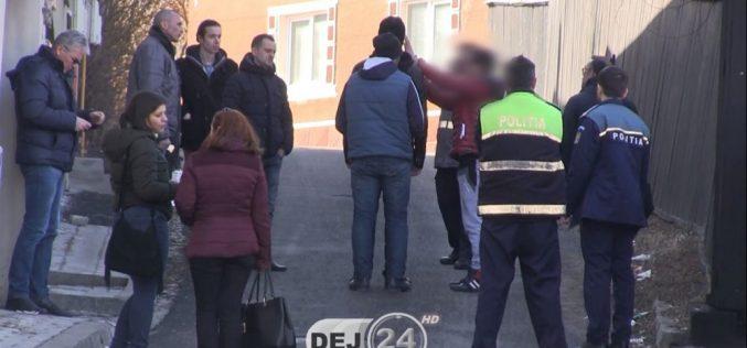 DEJ | Autorii TÂLHĂRIEI de pe strada Țibleșului, ARESTAȚI PREVENTIV – FOTO/VIDEO