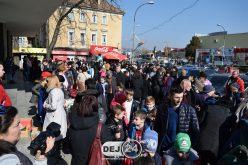 Târgul Mărțișorului din acest an, un real succes. Sute de dejeni au achiziționat produse hand-made – FOTO/VIDEO