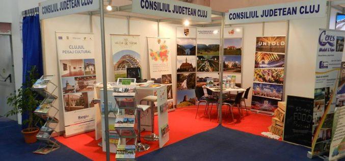 Judeţul Cluj, promovat la Salonul Mondial de Turism de la Paris