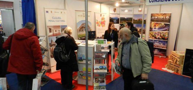 Județul Cluj, promovat cu succes la Târgul de Turism de la Paris