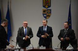 ASR Principele Radu al României, vizită de lucru la Consiliul Judeţean Cluj – FOTO