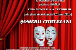 ASTRA Dej va celebra mâine Ziua Internațională a Teatrului, printr-un spectacol de lectură pe roluri