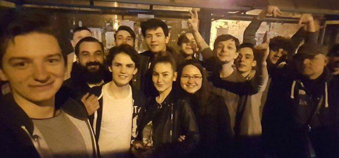 """Echipa de robotică a CNAM Dej, """"Cyber Wolves"""", participă la concursul First Tech Challenge București – FOTO"""