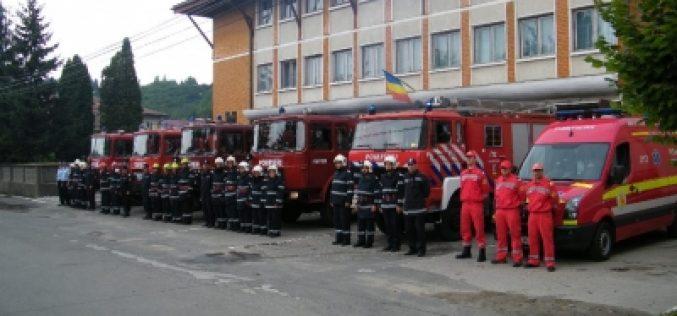 """Pompierii se declară prieteni cu mediul. În această seară, cu ocazia """"Orei Pământului"""", sting lumina în unități"""