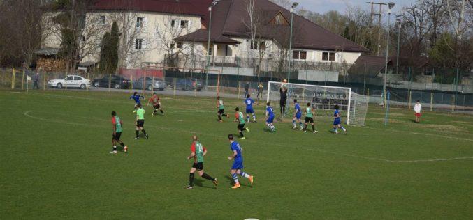 FC Unirea Dej, învinsă cu 3-2 de CS Oșorhei în ultima etapă a campionatului