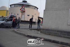 Descindere a MASCAȚILOR la Dej! Vizat a fost un bărbat din Gherla suspectat de trafic de DROGURI – FOTO/VIDEO