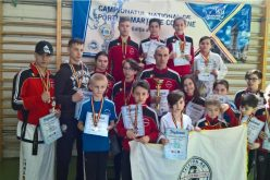 CS Vulturii Taekwon-Do Dej, cel mai bun club sportiv de Taekwon-do ITF din ţară – FOTO