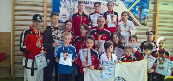 CS Vulturii Taekwon-Do Dej, cel mai bun club sportiv de Taekwon-do ITF din ţară – FOTO