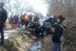 Un bărbat din Chiuiești S-A STINS după un accident petrecut pe o șosea din Maramureș – FOTO