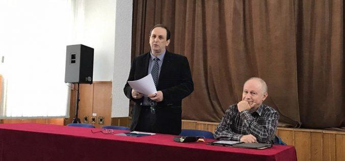 Florin Moldovan, fostul șef al Biroului Rutier din cadrul Poliției Dej, CONFERINȚĂ privind regimurile matrimoniale – VIDEO