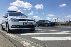 Conducător auto din județul Cluj, prins de radar, pe Autostrada Transilvania, cu o viteză amețitoare