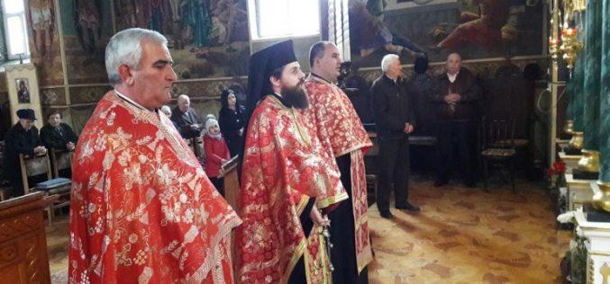 Invitat de seamă la Dej, în biserica ortodoxă de pe strada Gutinului – FOTO
