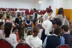 """Şcoala Gimnazială """"Avram Iancu"""" Dej şi Şcoala Gimnazială Chiuieşti, activități comune la Centrul Turistic Chiuiești – FOTO"""