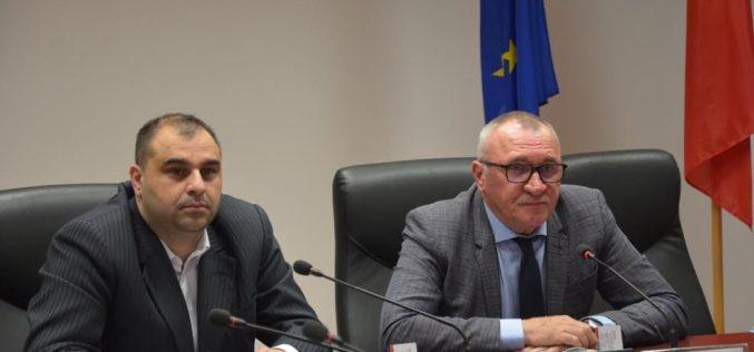 Vicepreşedintele CJ Cluj, dejeanul Marius Mînzat, reales în funcţia de preşedinte al ADI ECO METROPOLITAN Cluj – FOTO